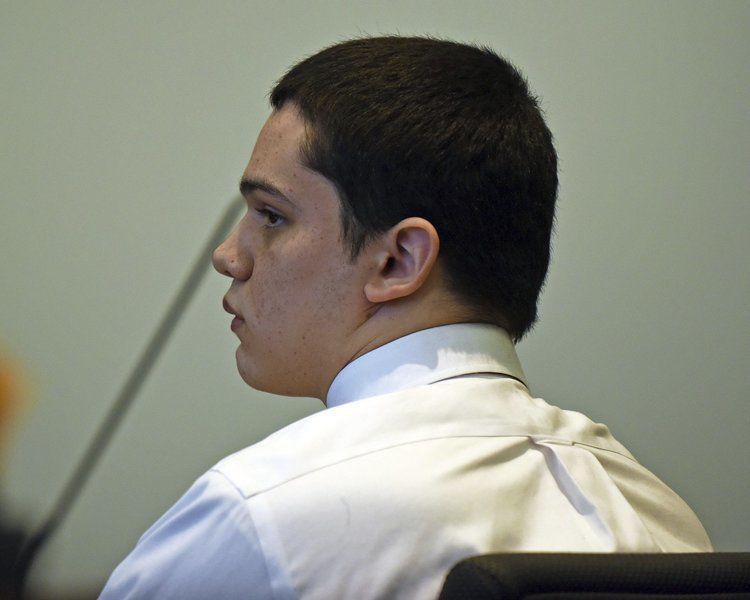 Beheading murder trial for Lawrence teenager begins