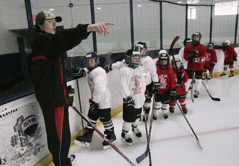 Continuing the Tradition: Driscoll family has Cape Ann Hockey School going strong in 38th year
