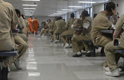 Prison spending up as inmate population drops