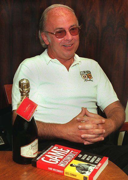Hockey writing legend Conway dies at 70