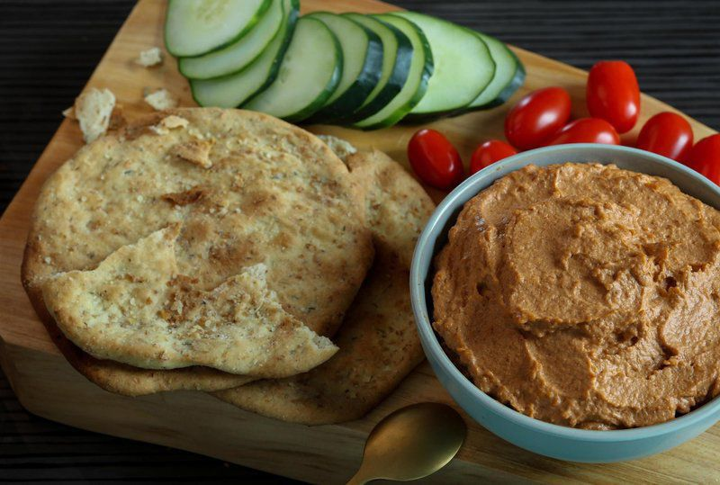 Move over, hummus, for these Middle Eastern dips