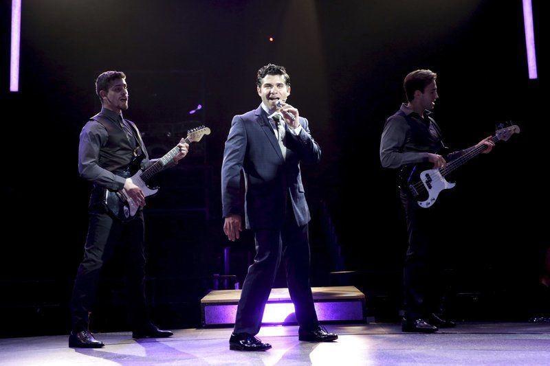 Oh, what a show; Four Seasons songs and story combine for nostalgic 'Jersey Boys'