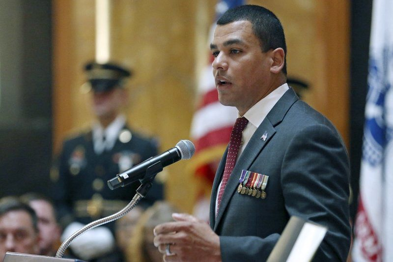 Ousted veterans affairs secretary'sorry' for tragedy in Holyoke