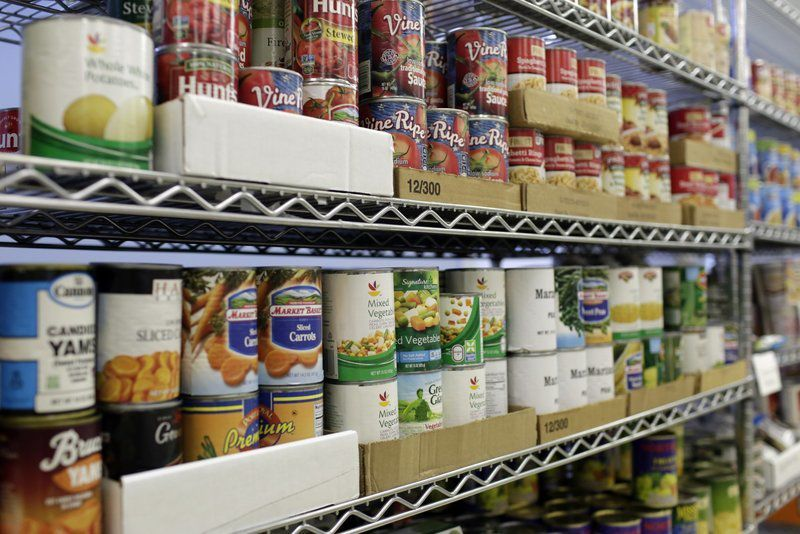 Town, food pantry partner tobetter connect residents with services