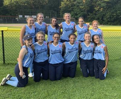 Peabody Juniors, Majors all-star softball teams ready for states this weekend