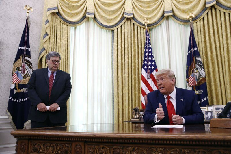 Trump, Barr to expand anti-crime surge to several US cities