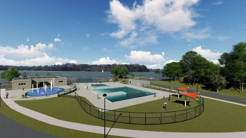 Forest River Park pools would be smaller but more usable | Local