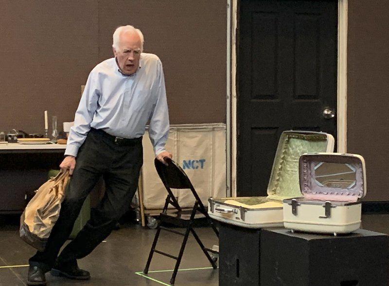 Opposites attract: Gloucester Stage steps into 40th season with 'Barefoot in the Park'