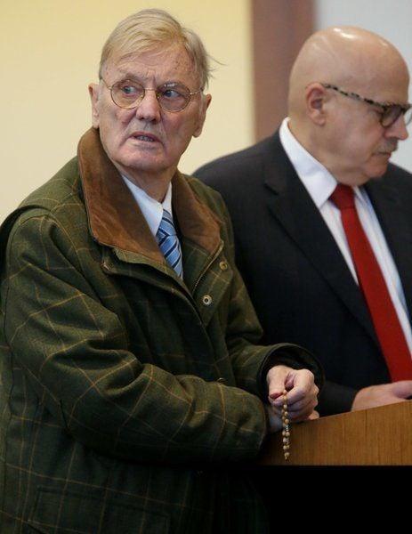 Ex-professor pleads not guilty in scheme to swindle son's widow
