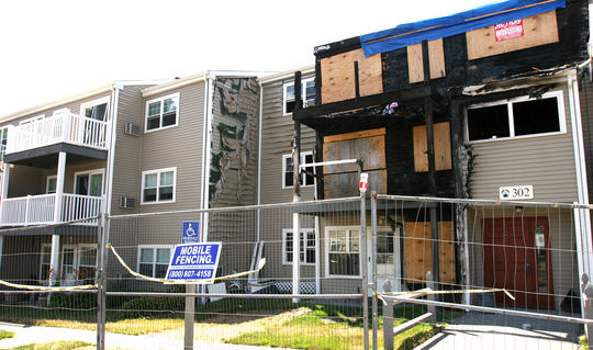 Some Tenants Of Apple Village Still Without A Home Local News Salemnews Com