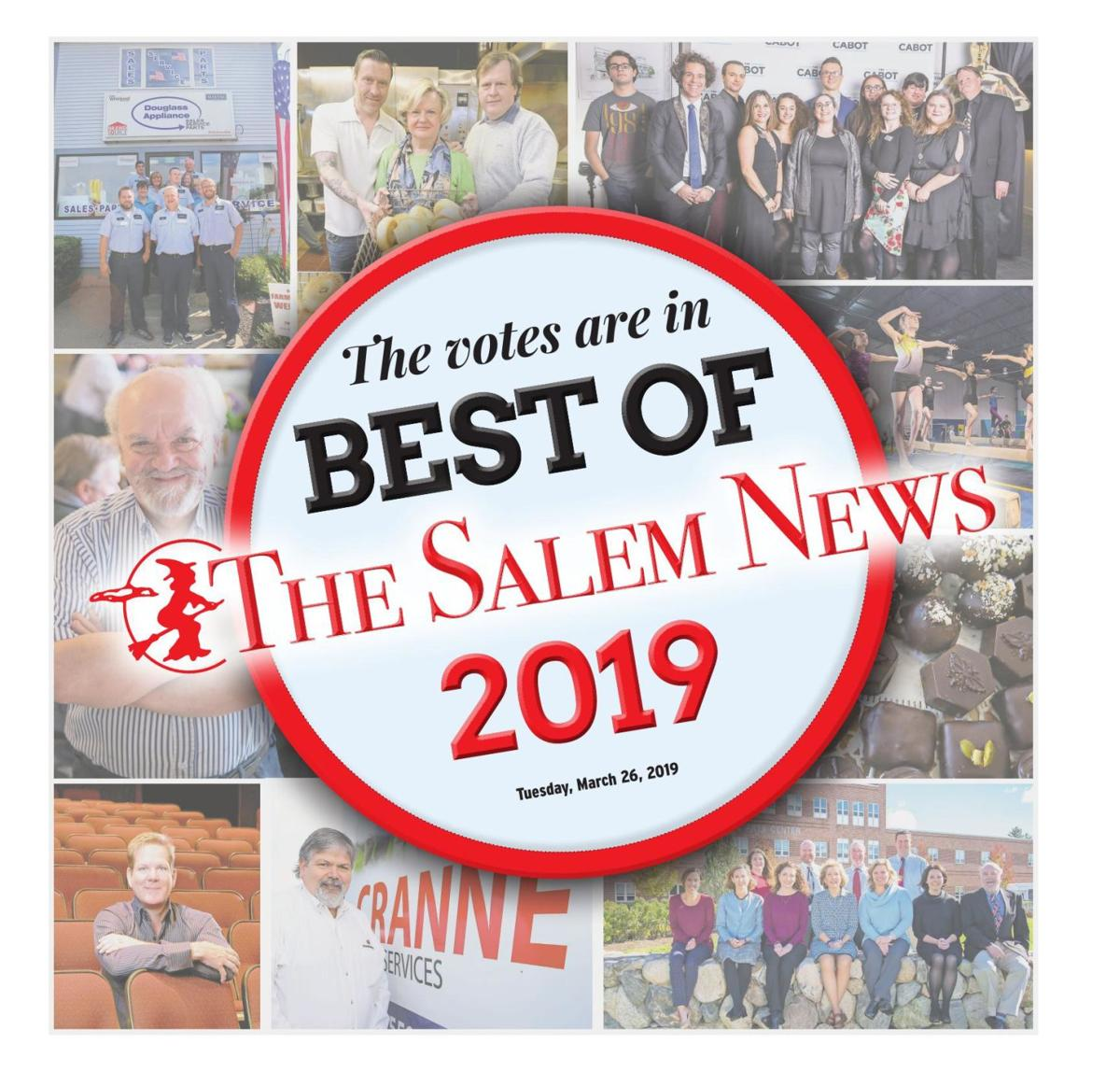 Best of The Salem News 2019