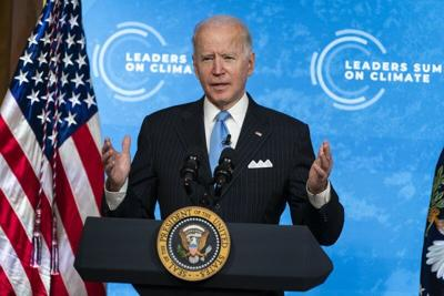 Shribman: Biden's sprint to the 100-day mark