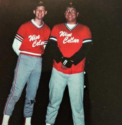 Phil Stacey:Tales from bygone days playing men's softball