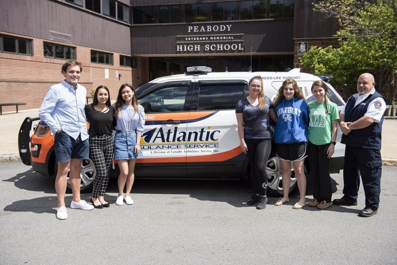 Peabody students get the rides of their lives