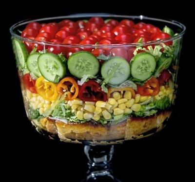 How to build a picture-perfect trifle salad