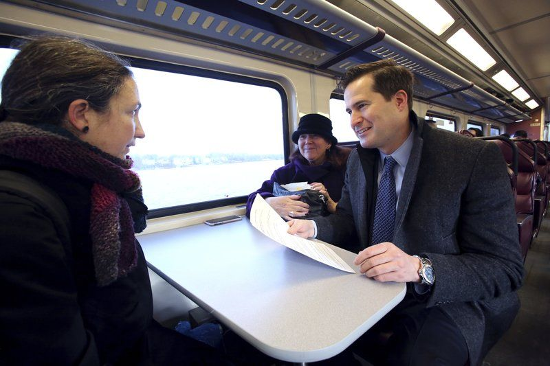 Riding the rails with Moulton