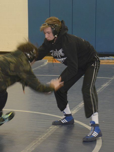 Ipswich's Ueckert-LaPlante will wrestle at U.S. Merchant Marine Academy