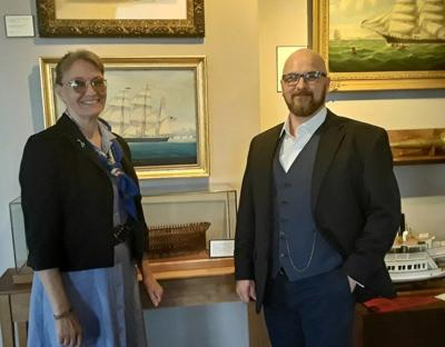 Danvers resident named executive director for maritime museum