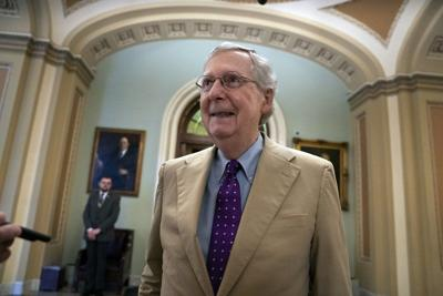 Column: Mitch McConnell's threat to America