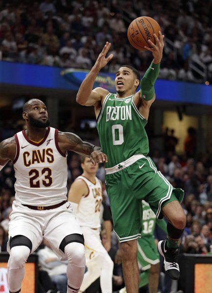 Tatum, Brown among Celtics called upon in Hayward's sudden absence