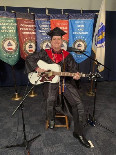 Graduate pursues love of music and politics at NSCC