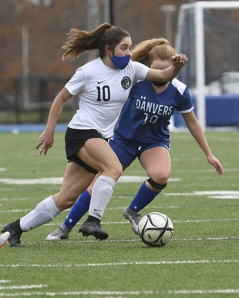 Falcons fly by Beverly to remain perfect on another Bezanson hat trick