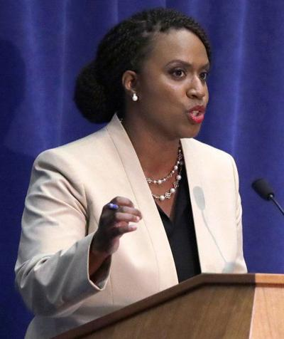 Pressleyseeks to be 1st black woman from Mass. in Congress