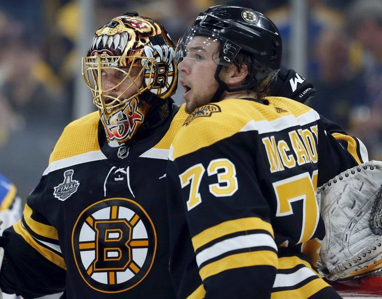 Phil Stacey column: After slow start, momentum returns to Bruins in decisive Game 1 Cup victory