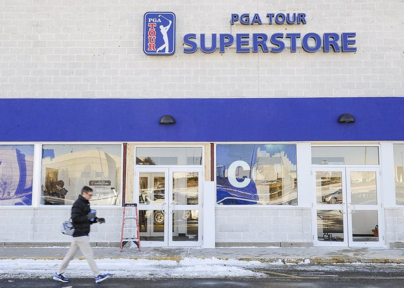 New PGA Tour Superstore aims to be 'a toy store for golfers'
