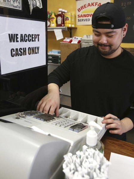 Cash loses its luster for some small businesses