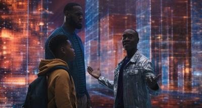 'Space Jam'jumps into the digital age