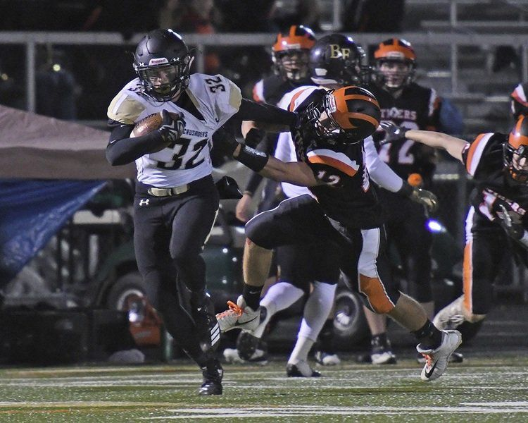 Fenwick's Rivers excited to stay a Crusader, will attend Holy Cross