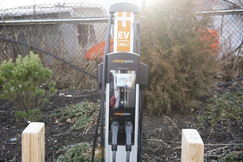North Shore towns power up with Bolts, charging stations