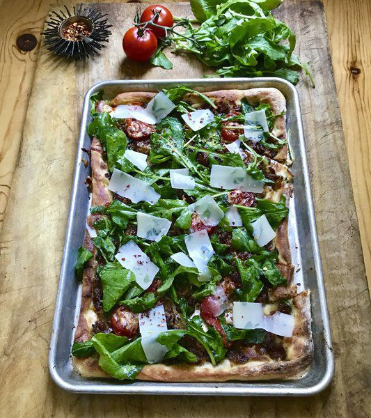 Pizzas with pizazz: Serve up something special with farm-fresh toppings