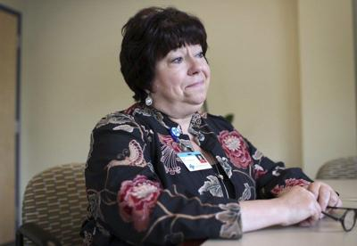 New hospice CEO found her calling in the trauma center
