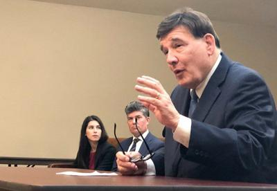 Senator worries race track bill corrupts process