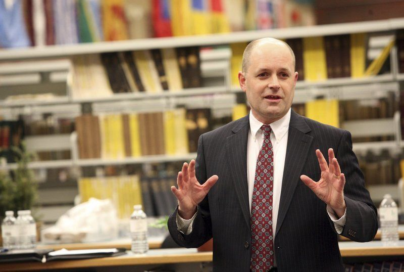 Lord to stay on as Peabody High principal