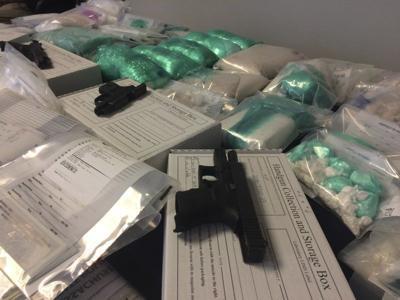 Police break up regional narcotics trafficking ring