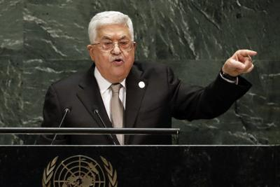 Abbas slams US for 'depriving peace process of credibility'