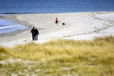 Report warns rising seas, erosion threaten coast