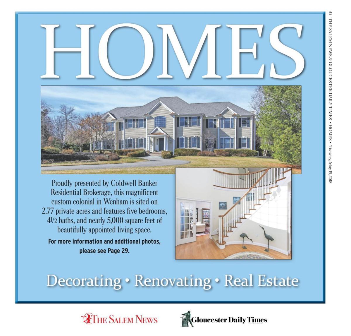 2018 Spring Homes