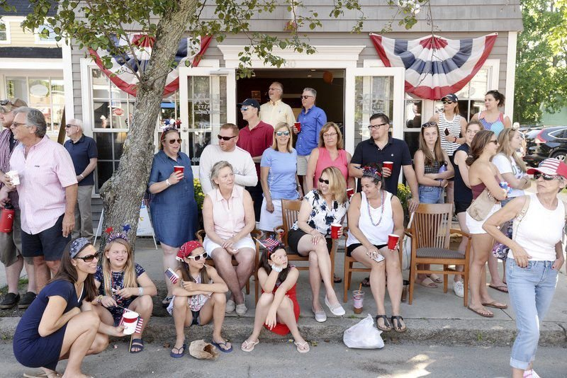 Beverly Farms Horribles Parade sticks mostly to national