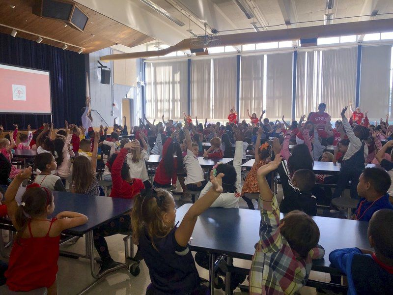 Witchcraft Heights welcomes new kindergarten class
