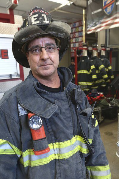 Peabody firefighter killed in bicycle crash fought MS for years