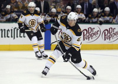 Bruins will need time to ramp up when hockey finally returns