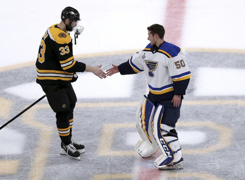 Phil Stacey column: Somber end to what should have been a Stanley Cup winning season for Bruins