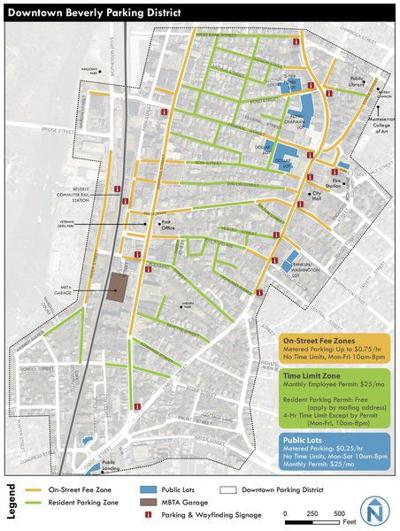 New parking plan may force commuters to pay