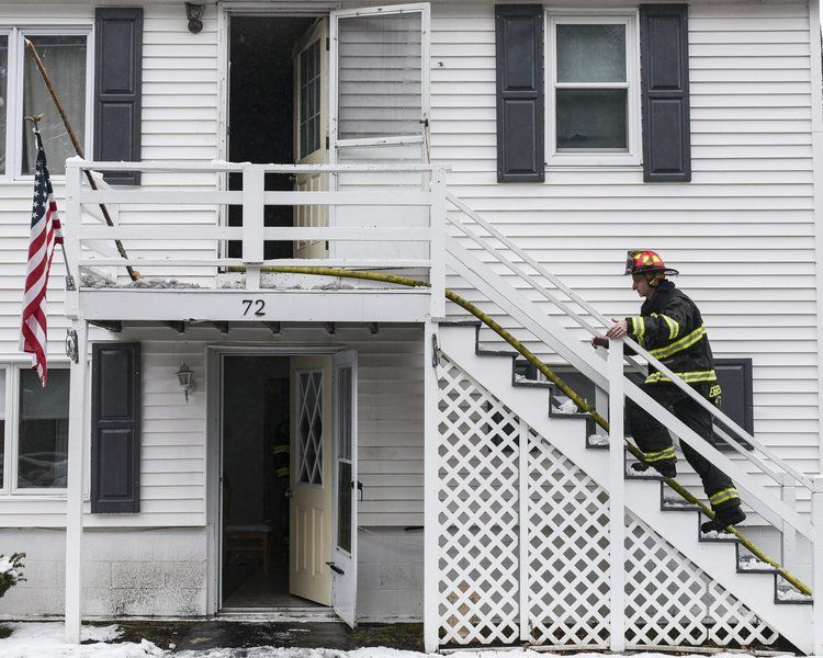 Short-circuit may be cause in Ipswich fire