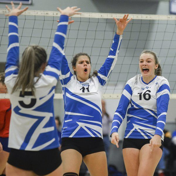 Danvers volleyball battles Dolphins in state semifinals tonight