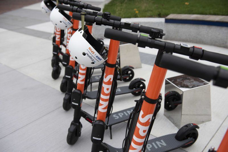 Scooter program launches in Salem